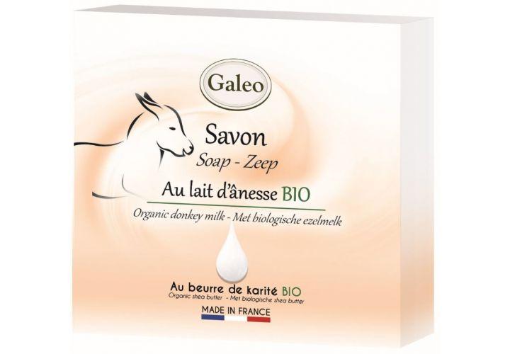Savon 100g au lait d'ânesse bio
