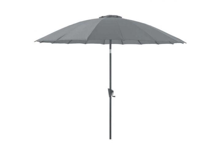 Parasol pagode D300 cendre Proloisirs