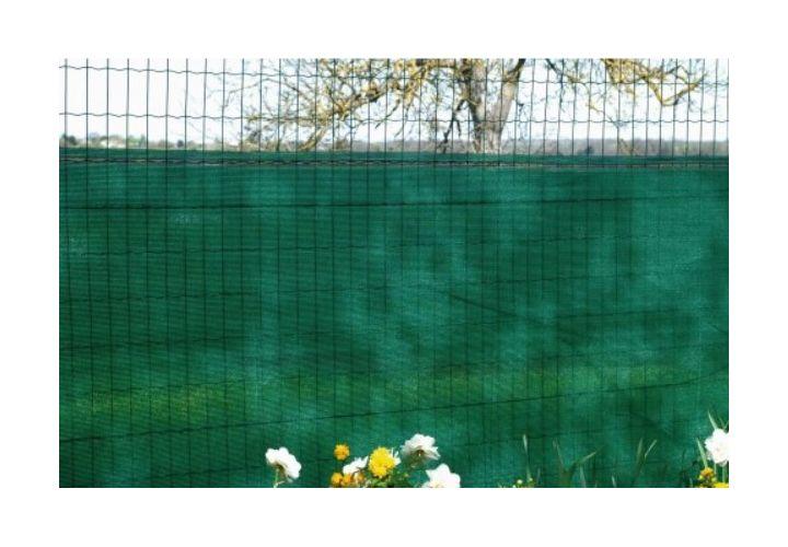 Canisse plastique taupe 1x3m