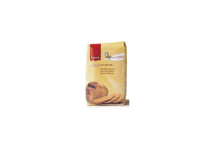 Farine All-in au graines 2,5kg Soezie