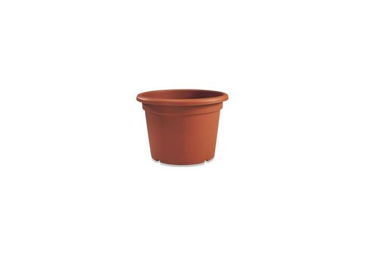 Pot cylindrique Florio terre D50cm