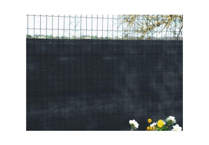 Canisse plastique gris 1,5x3m