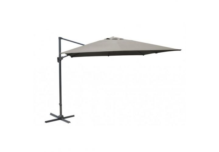 PARASOL DEPORTE NH 3X3 TAUPE PROLOISIRS