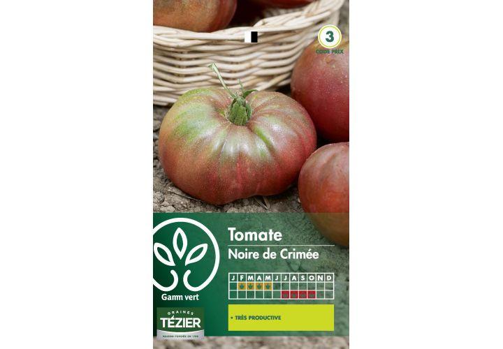 Gr. tomate noire de crimée Gamm Vert
