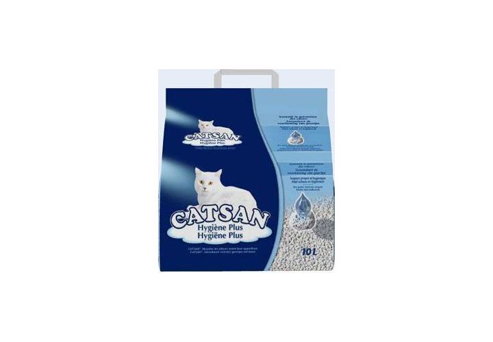 Litière hygiéne+ 10l Catsan