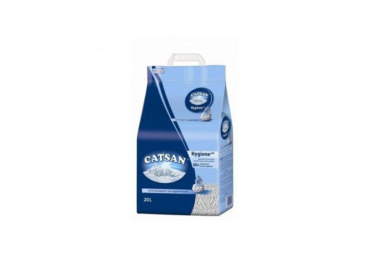 Litière hygiène+ 20l Catsan
