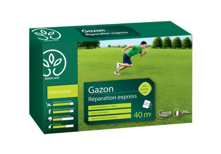 Gazon Réparation express 500g Gamm Vert
