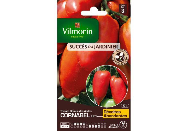 Gr. tomate cornabel Vilmorin