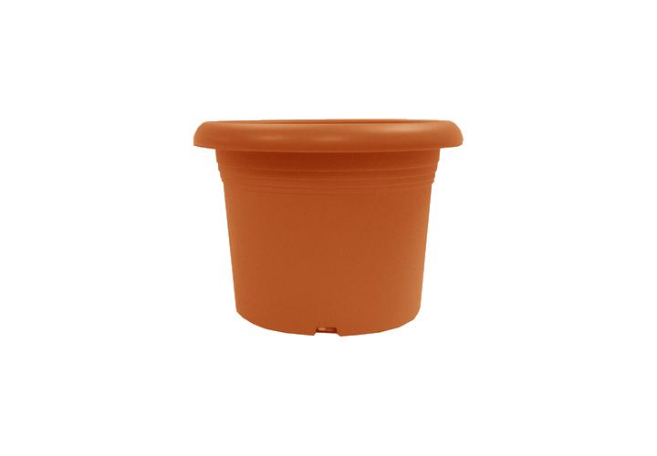 Pot cylindrique Florio terre D30cm