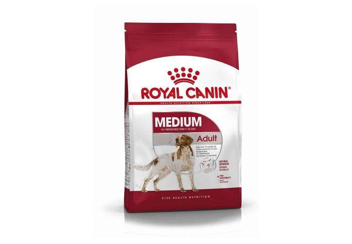 Croquette chien med adult 15kg Royal C