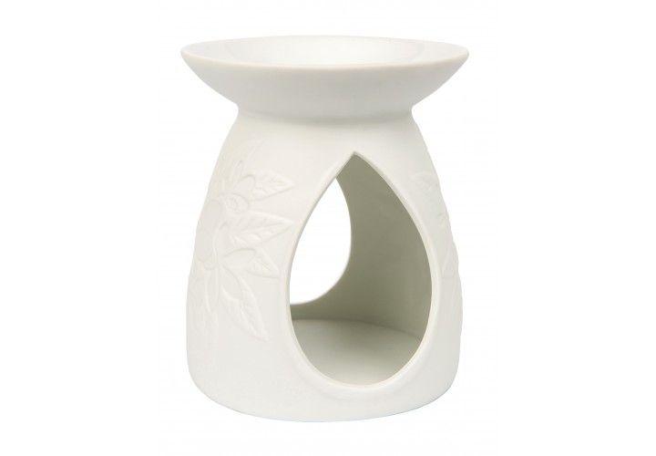 Brûleur hues floral blanc Yankee Candle