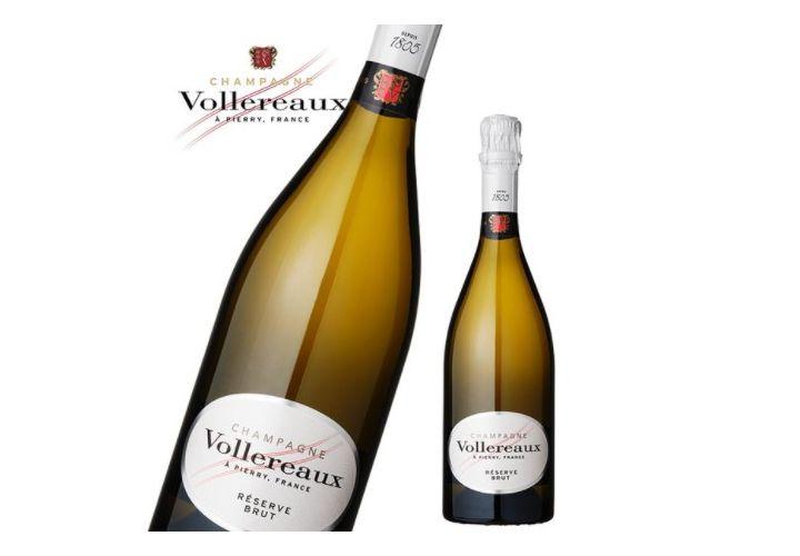 Champagne brut réserve Volreau 75cl