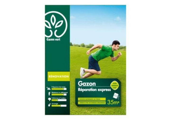 Gazon Réparation express 1kg Gamm Vert