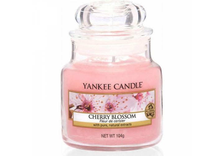Bougie fleur de cerisier Yankee Candle