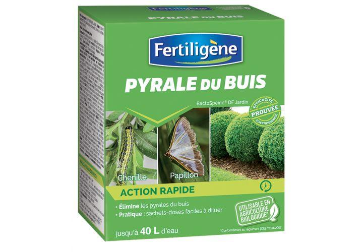 Anti pyrale buis bacto 20g Fertiligène