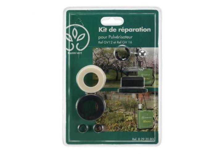Kit réparation pulvé 12 et 16l Gamm Vert
