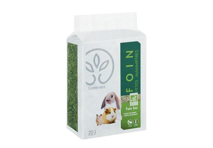 Foin bio 20l Gamm Vert