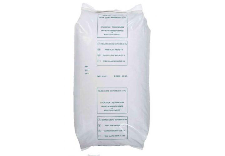 Sable de filtration 25 kg