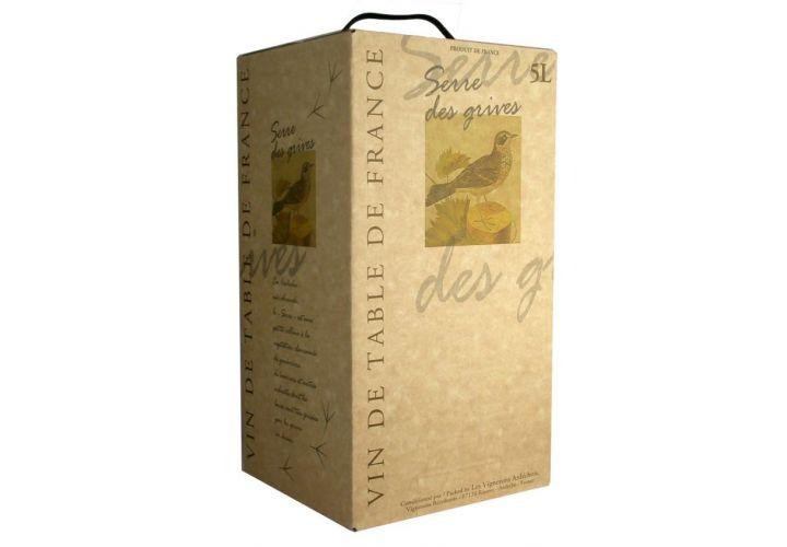 Bag in box vin rouge france 10l