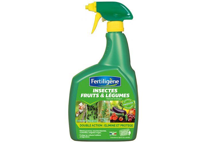 Insecticide légumes 800ml Fertiligène