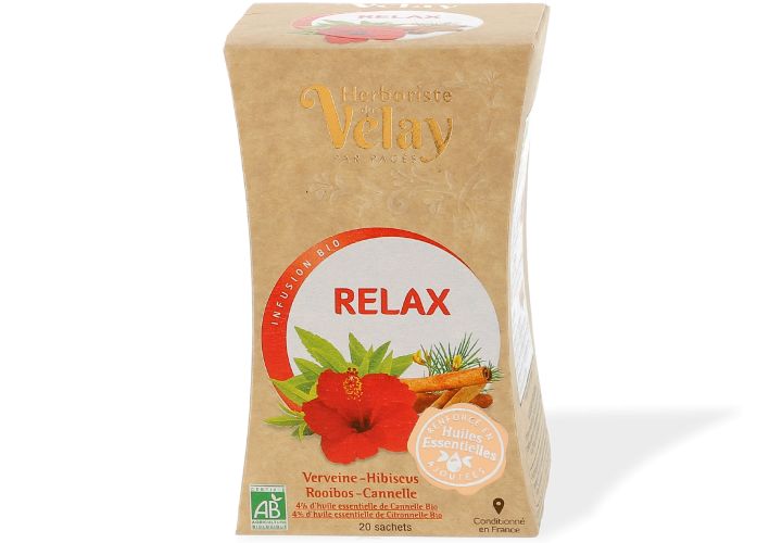 Infusion relax Pages