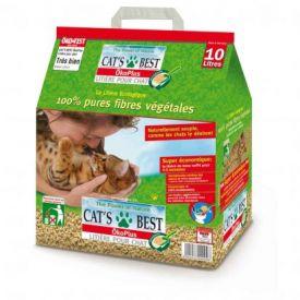 Litière Okoplus 10L Cats Best