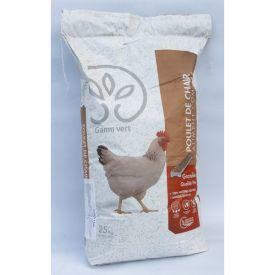 Aliment complet poulet 25kg Gamm Vert