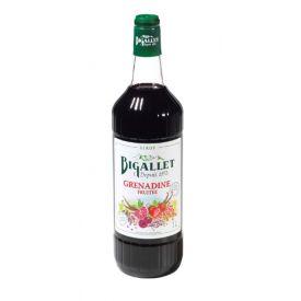 SIROP DE GRENADINE FRUITéE 1L BIGALLET