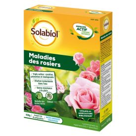 Anti-maladie rosier 400g Solabiol
