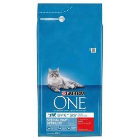 Croquette chat stéri boeuf 6kg purina o