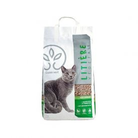 Litière végétale 10l Gamm Vert