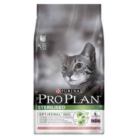 Croquette chat stéri saum 1,5kg Proplan