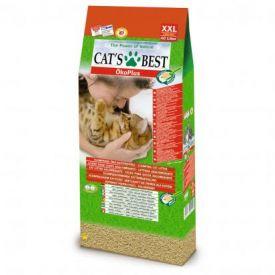 Litière okoplus 40l Cats Best