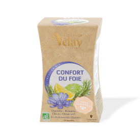 Infusion confort du foie Pages