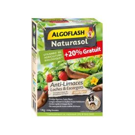 Anti-limaces 1kg + 20% Algoflash