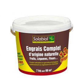 ENGRAIS COMPLET SOLABIOL 5+2KG