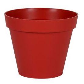 Pot Toscane rubis D40cm EDA