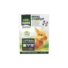 Repas complet lapin nain Hamiform 900g