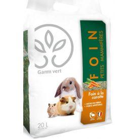 Foin carotte 20l Gamm Vert