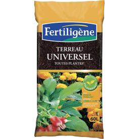 TERREAU UNIVERSEL FERTILIGèNE 60L