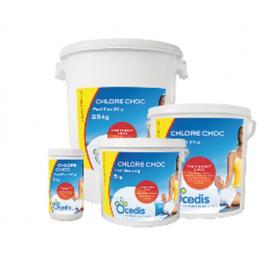 Chlore choc pastilles 20g 1kg