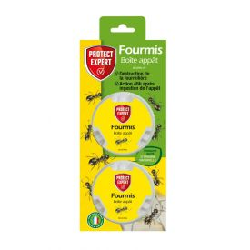 Boites x2 anti fourmis 10g Pro. Expert
